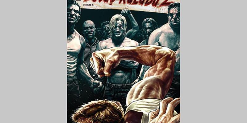 Dövüş Kulübü-2'nin çizgi romanı da geliyor