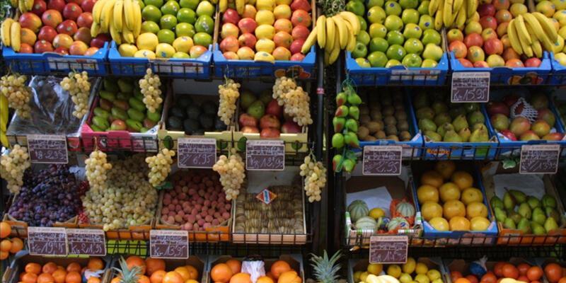 Meyve ve sebzelerde pestisit alarmı