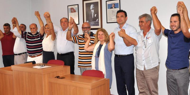 CHP adayı Uçar, AK Parti ve MHP'nin desteğiyle kazandı