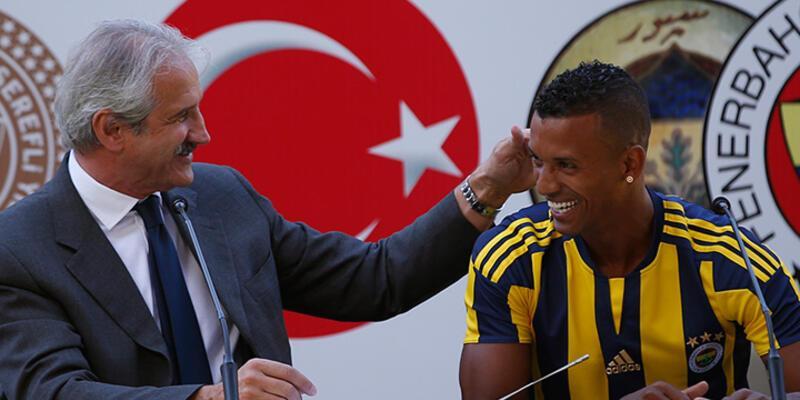Fenerbahçe Nani ile üç yıllık sözleşme imzaladı!