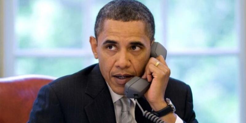 Obama, Hollande ile Yunanistan'ı görüştü