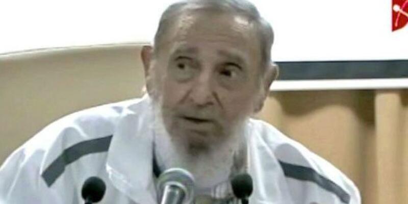 Castro'dan ''Yoldaş Çipras''