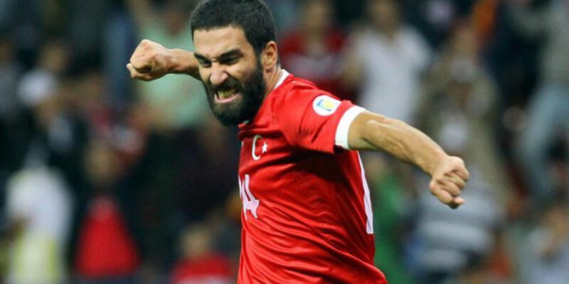 Fenerbahçe'den Arda Turan'a tebrik