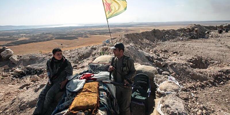 Telegraph: ''Kürtler Suriye'de devletçiklerini biçimlendirdiler''