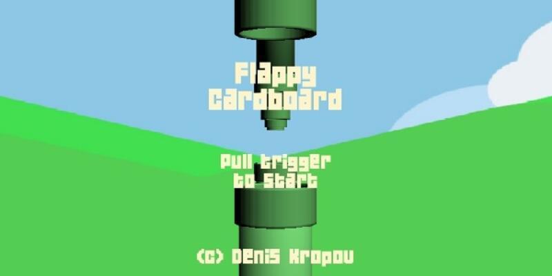 Flappy Bird'ün 3 boyutlu versiyonu geldi
