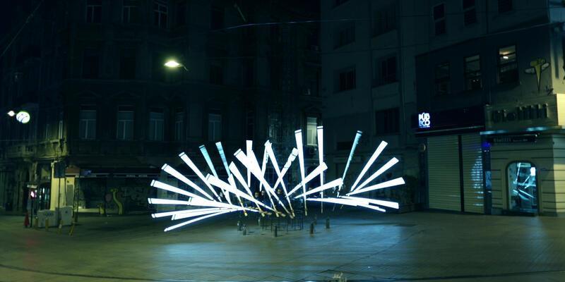 "Erdal İnci'nin ""Clones Project"" sergisi Zorlu PSM'de"
