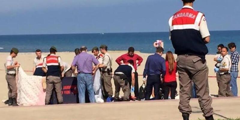 Kandıra Plajında iki gencin cesedi bulundu