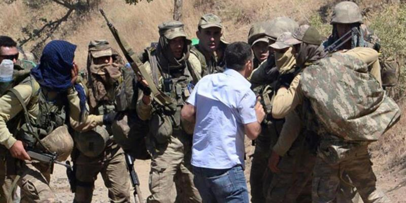 Asker -Ferhat Encü gerilimine HDP'den sert tepki