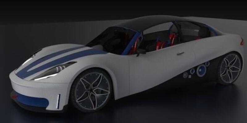 Arabamızı 3D yazıcılardan mı üreteceğiz?