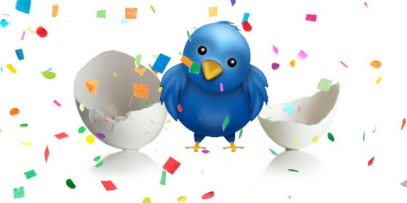 Twitter'dan doğum günü sürprizi!