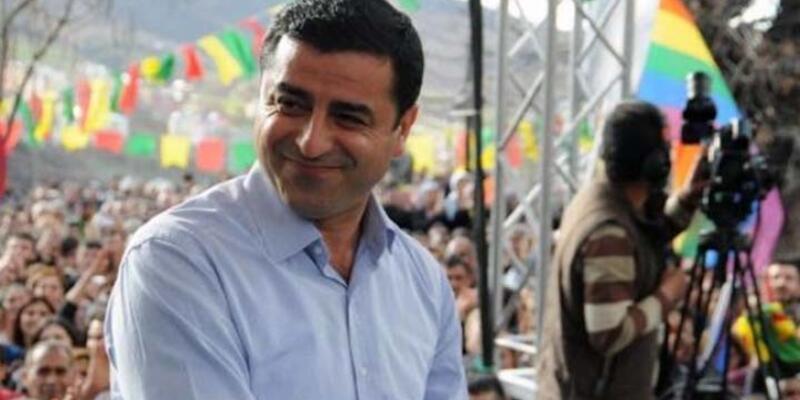 Demirtaş'tan Davutoğlu'na: ''Hadi cnm inş ya''