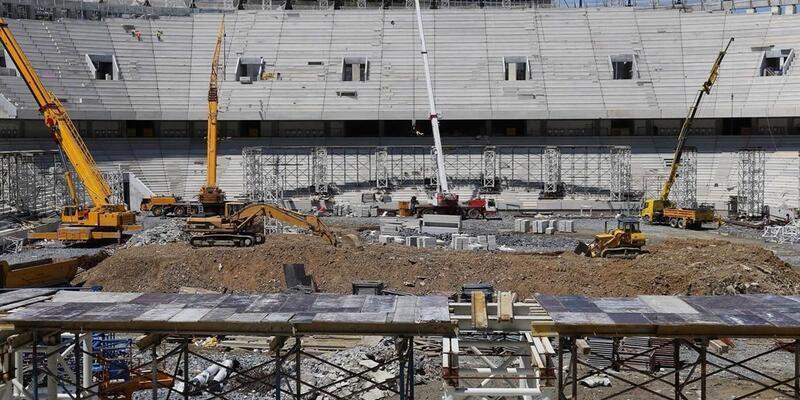 Vodafone Arena'nın açılış tarihi için bahis açıldı!