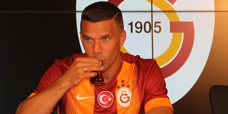 Podolski'nin tedavisi 4-5 hafta sürecek