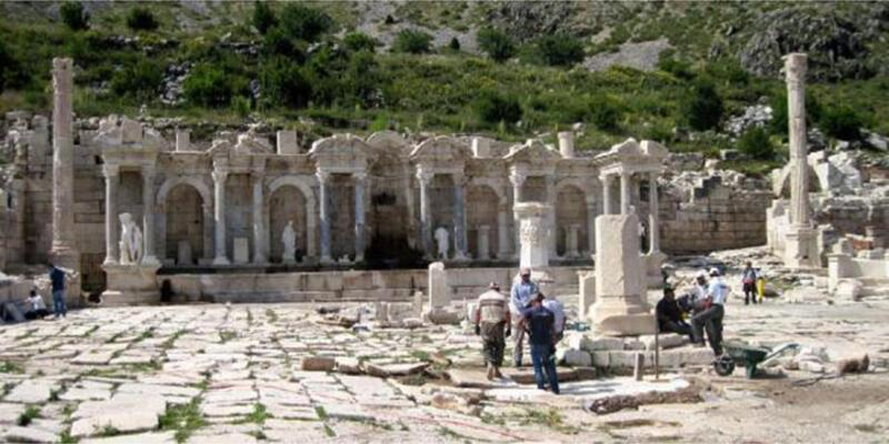 Sagalassos, UNESCO Dünya Miras Listesi yolunda