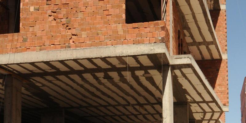 Tekirdağ'da  inşaat çalışmasında göçük yaşandı
