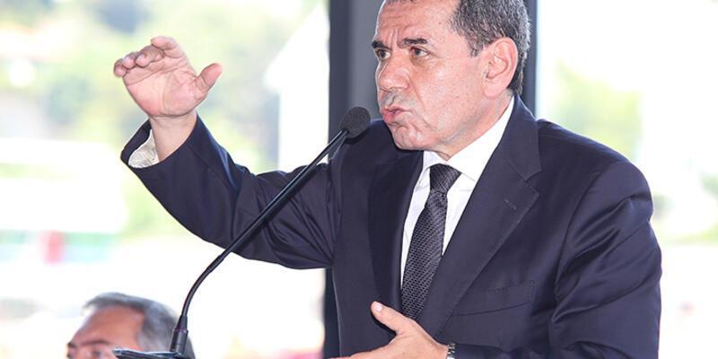 Dursun Özbek Galatasaray'ın borcunu açıkladı