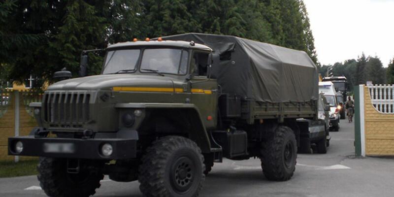 Ukrayna'da radikal görüşlü grup polisle çatıştı