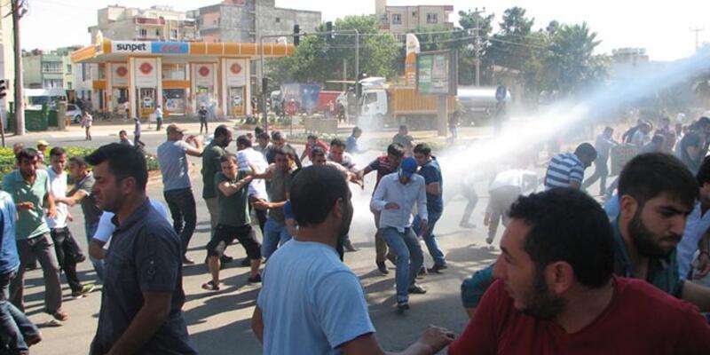 Viranşehir'de halkın elektrik isyanı