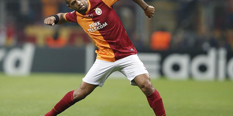 Felipe Melo Galatasaray kampına katıldı