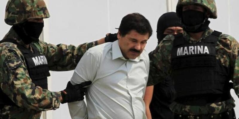 Meksika'nın meşhur uyuşturucu baronu 2. kez hapisten kaçtı