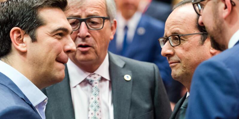 Euro Bölgesi liderleri Yunanistan için toplandı