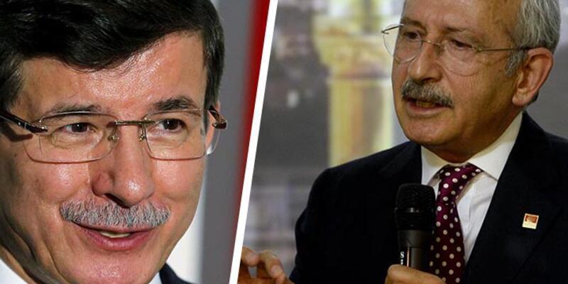 Koalisyon için ilk görüşme CHP ile, hazırlıklar tamamlandı