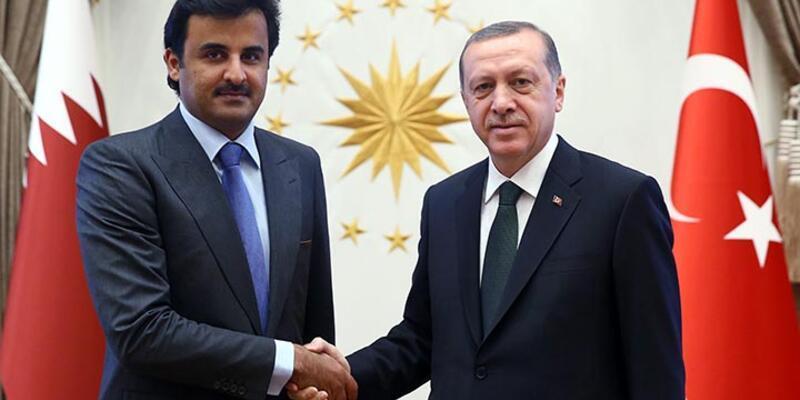 Katar Emiri Şeyh el Sani Türkiye'ye geliyor