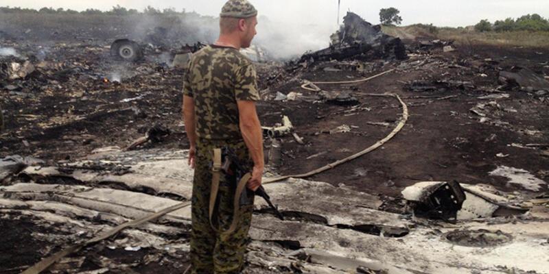 Malezya uçağını Rus yanlıları düşürmüş!
