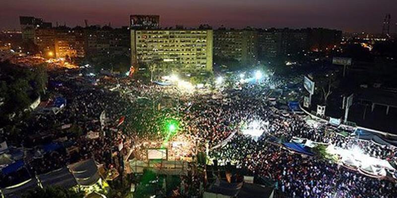 Mısır'da Rabia Meydanı'nın ismi değişti