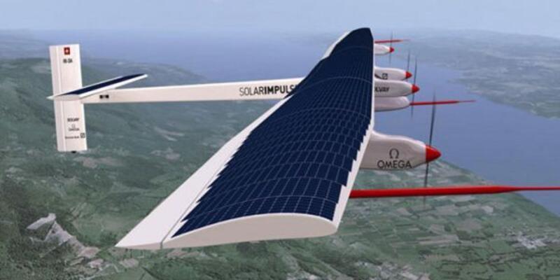 Solar Impulse 2 zorunlu ara verdi