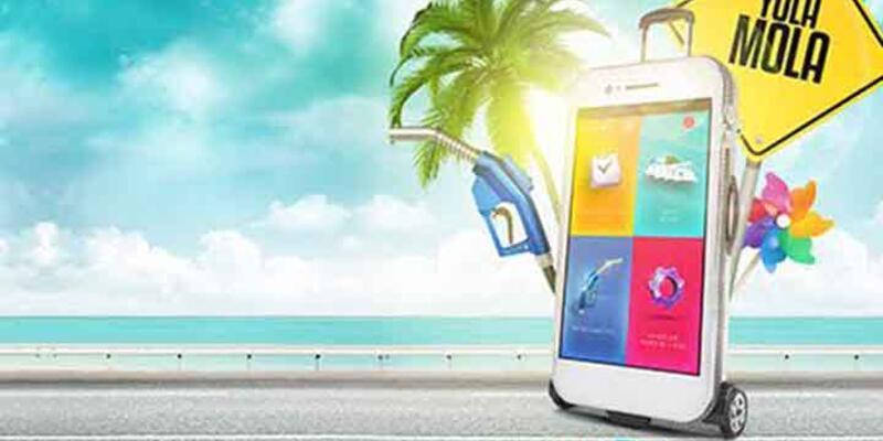 "Seyahat severlere yeni mobil uygulama: ""Yola Mola"""