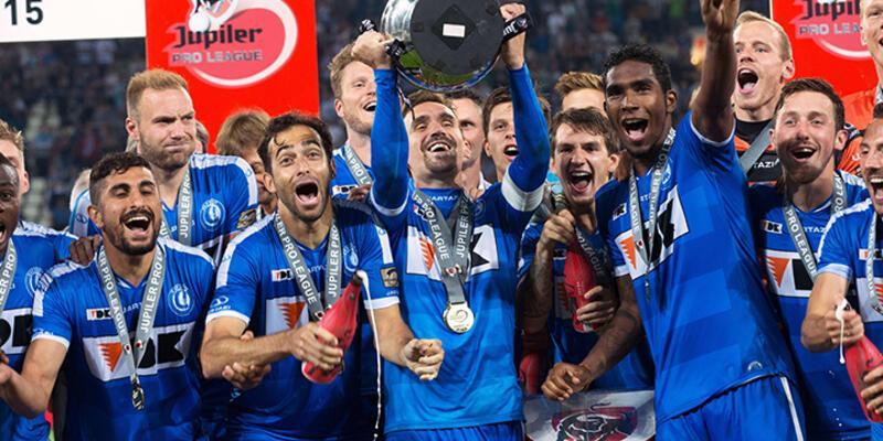 Belçika Süper Kupası Gent'in