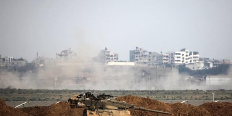 Gazze'de bombalı saldırı