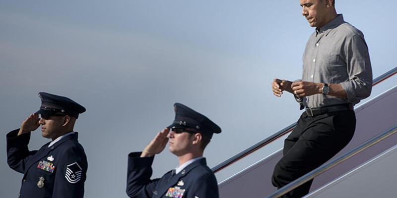 """Obama'nın """"böcek"""" korkusu"""