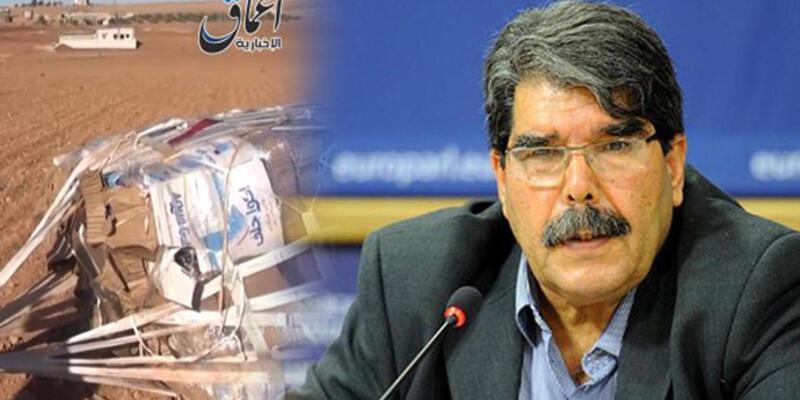 """""""Kobani'ye havadan atılan silahların parasını..."""""""