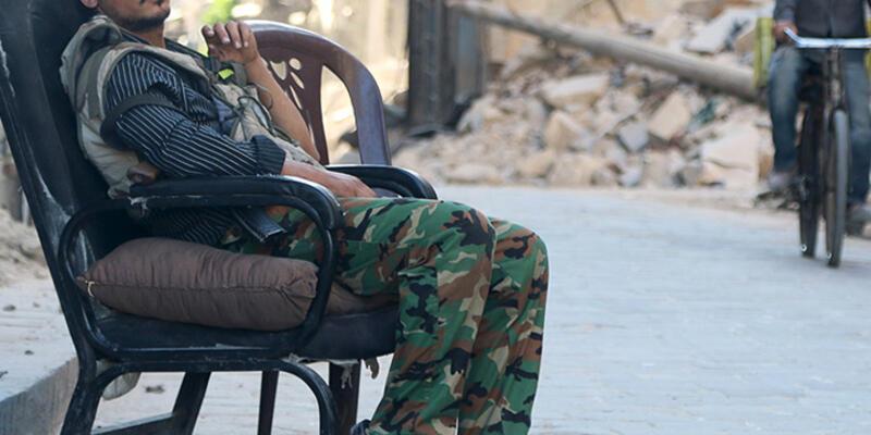 Özgür Suriye Ordusu'ndan kritik karar!