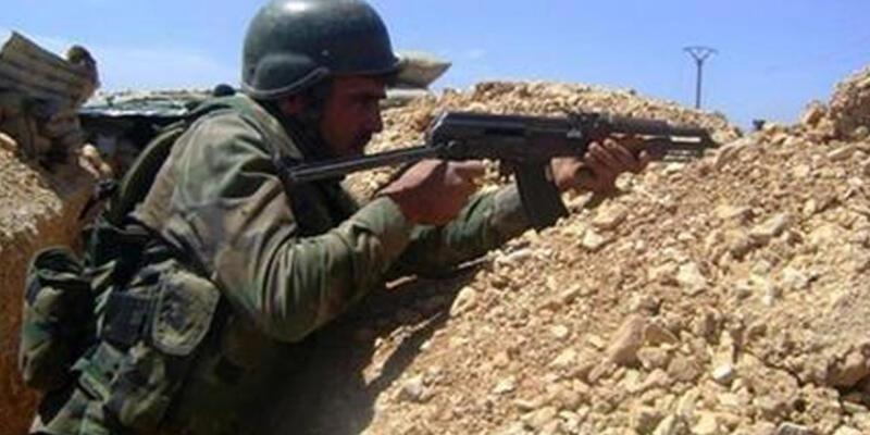 Suriye ordusu Lazkiye'de 5 köyü geri aldı!