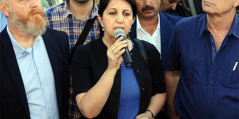 Suruç'taki patlama ile ilgili HDP'den ilk açıklama