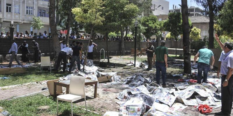 CHP'nin Suruç raporunda HDP vurgusu