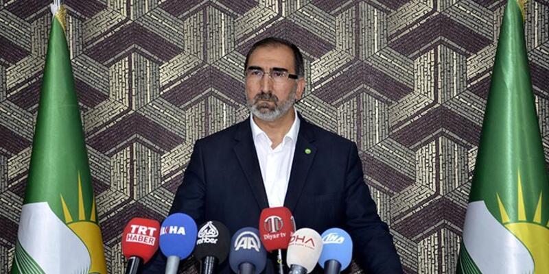 HÜDAPAR Genel Başkanı Suruç'taki saldırıyı kınadı