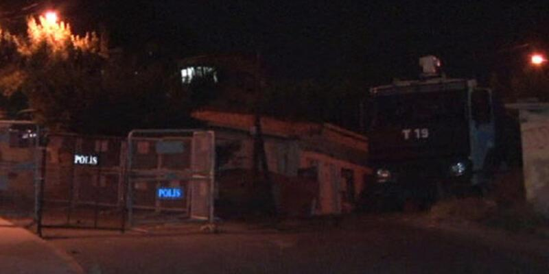 Sarıyer'de polise ateş açıldı: 2 yaralı