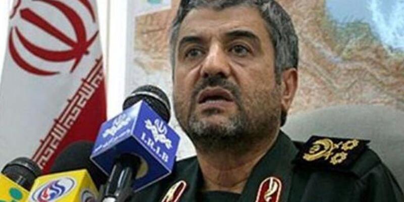 İran Devrim Muhafızları'ndan nükleer  anlaşmayla ilgili kırmızı çizgi itirazı