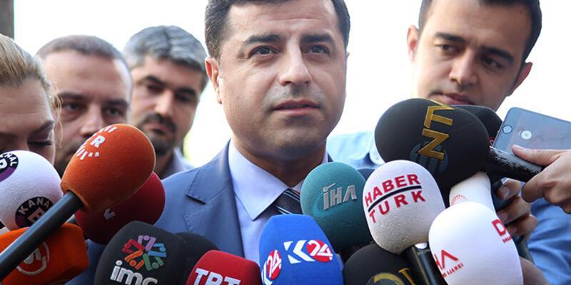 Selahattin Demirtaş'tan Bülent Arınç'a jet yanıt!
