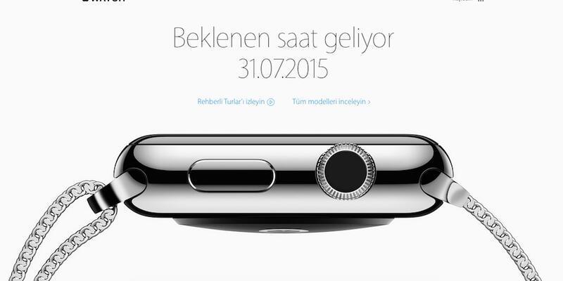 Apple Watch'un Türkiye çıkış tarihi ve saati belli oldu