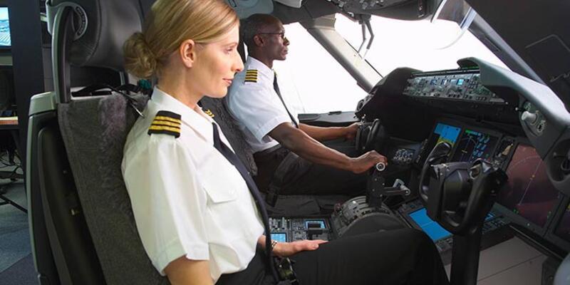 """Boeing: """"500 bin pilot, 600 bin teknisyene ihtiyaç olacak"""""""