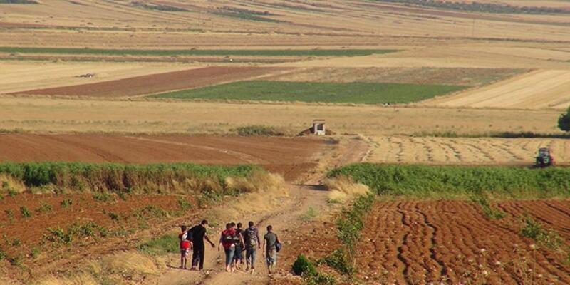 IŞİD'e katılmak için Suriye'ye geçmeye çalışan 2 Çeçen Kilis'te yakalandı