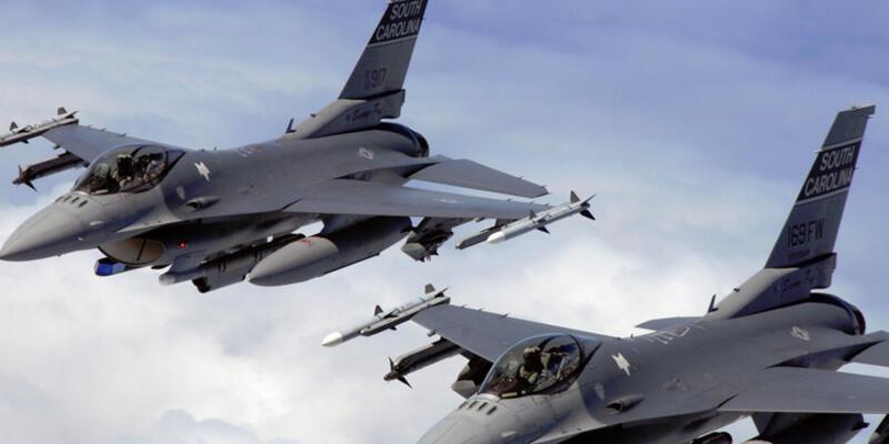 ABD'den Irak'a F-16 sevkiyatı