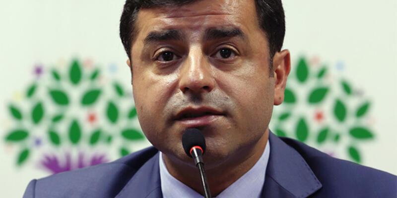 Cumhurbaşkanı'ndan Demirtaş'ın hakaret davasına müdahillik talebi