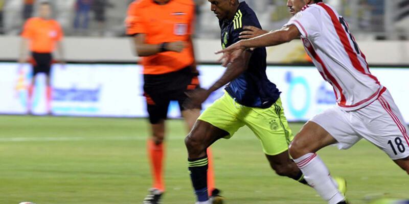Fenerbahçe Olympiakos'u 3-2'yle geçti