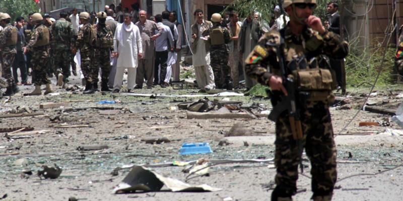 Afganistan'da intihar saldırısı: 19 ölü, 33 yaralı